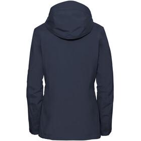 VAUDE Kintail IV 3in1 Jacket Women eclipse